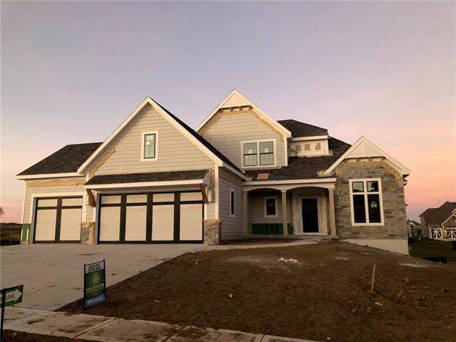 12310 W 169th Terrace, Overland Park, KS 66221 (#2179202) :: The Shannon Lyon Group - ReeceNichols