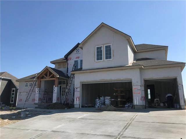 3305 NE 102nd Terrace, Kansas City, MO 64155 (#2196210) :: Audra Heller and Associates