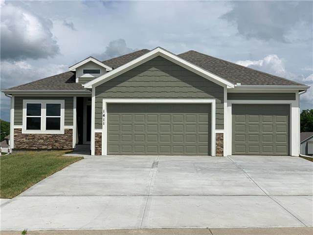 1411 Lee's Circle, Smithville, MO 64089 (#2205153) :: House of Couse Group