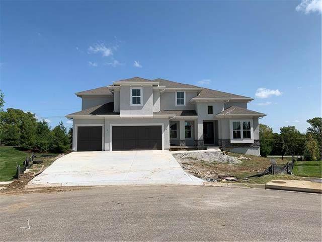 10303 W 172nd Terrace, Overland Park, KS 66221 (#2215649) :: Ron Henderson & Associates
