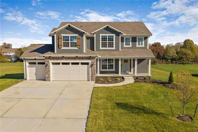 12175 S Quail Ridge Drive, Olathe, KS 66061 (#2217977) :: House of Couse Group