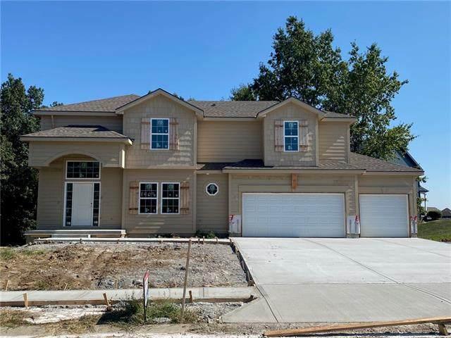 1409 Clear Creek Drive, Kearney, MO 64060 (#2332899) :: Ron Henderson & Associates