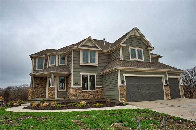 17840 Rainbow Boulevard, Overland Park, KS 66085 (#2098770) :: The Shannon Lyon Group - ReeceNichols