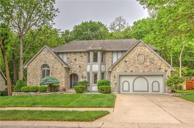 5012 S Cedar Crest Avenue, Independence, MO 64055 (#2107515) :: Edie Waters Network