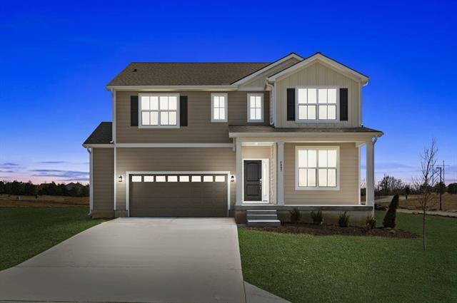 8997 Sunray Drive, Lenexa, KS 66227 (#2137176) :: House of Couse Group