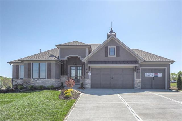 12305 W 169th Street, Overland Park, KS 66221 (#2145415) :: House of Couse Group