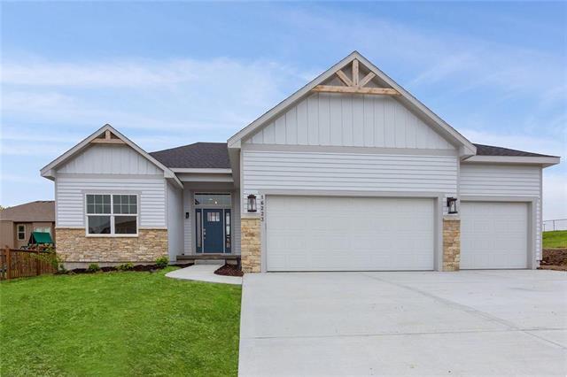 16223 S Kill Creek Road, Gardner, KS 66030 (#2153227) :: House of Couse Group