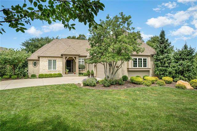 23990 W 121st Street, Olathe, KS 66061 (#2234808) :: Austin Home Team