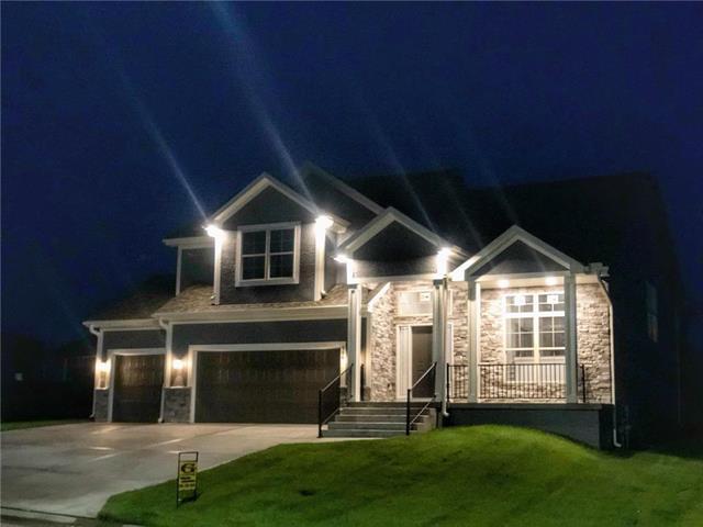 506 Wright Street, Pleasant Hill, MO 64080 (#2094715) :: No Borders Real Estate