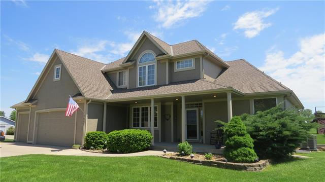 1505 Doc Henry Road, Greenwood, MO 64034 (#2147465) :: House of Couse Group