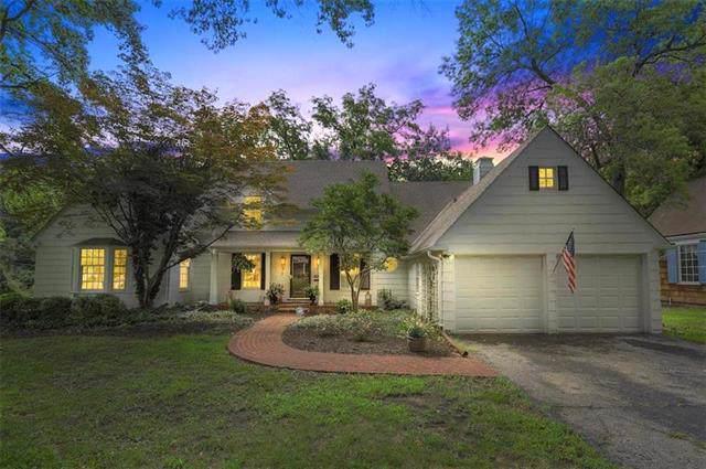 4101 Brookridge Drive, Fairway, KS 66205 (#2179796) :: Team Real Estate
