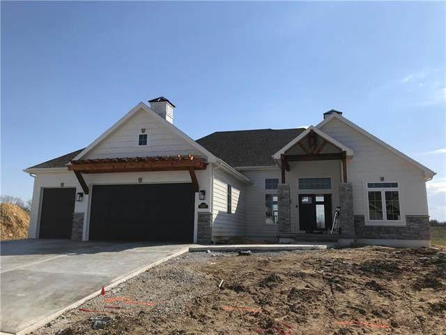 3417 NE 102nd Terrace, Kansas City, MO 64155 (#2195919) :: Team Real Estate