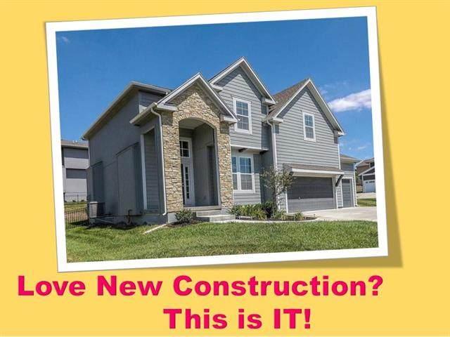 23852 W 125th Terrace, Olathe, KS 66061 (#2238618) :: Dani Beyer Real Estate