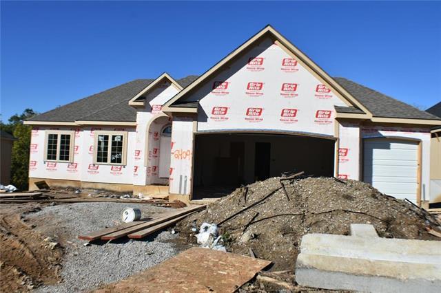 2409 SE Ridge Line Drive, Blue Springs, MO 64014 (#2126035) :: Char MacCallum Real Estate Group
