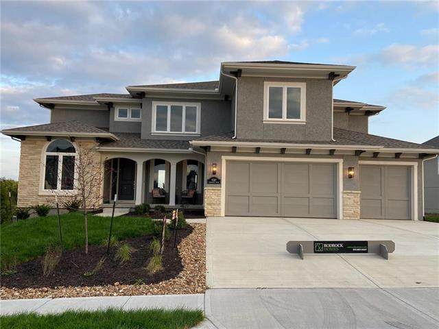 9387 Brownridge Street, Lenexa, KS 66220 (#2172002) :: Ron Henderson & Associates