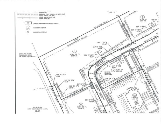 120 Hillcrest Lane, CECILIA, KY 42724 (#10039792) :: Impact Homes Group