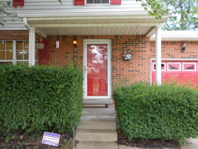 941 Austin Drive, RADCLIFF, KY 40160 (#10045512) :: Keller Williams Louisville East
