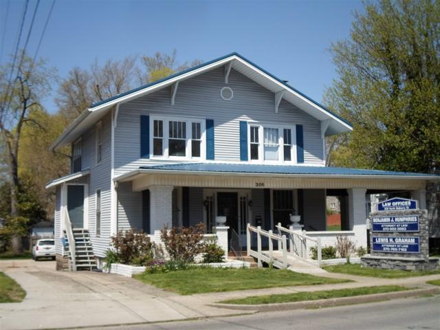 306 N Mulberry, ELIZABETHTOWN, KY 42701 (#10047647) :: Keller Williams Louisville East