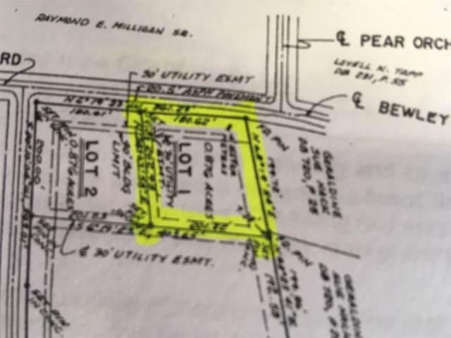 LOT #1 Pear Orchard Road, ELIZABETHTOWN, KY 42701 (#10051999) :: Team Panella