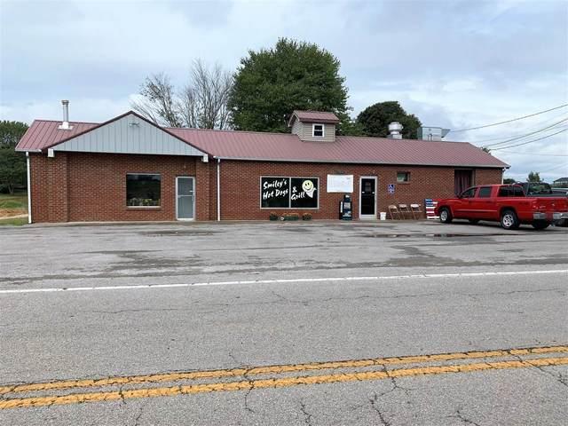 1797 N Jackson Highway, HARDYVILLE, KY 42746 (#10052546) :: Team Panella
