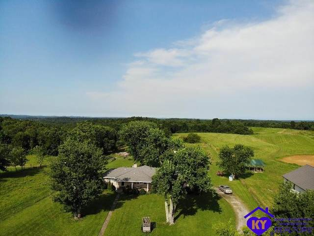424 Lawrence Hayes Road, CANEYVILLE, KY 42721 (#10053136) :: The Price Group