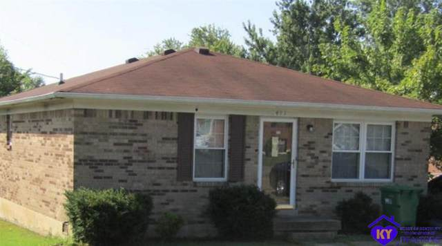 2493 Lake Road, RADCLIFF, KY 40160 (#10054687) :: Impact Homes Group