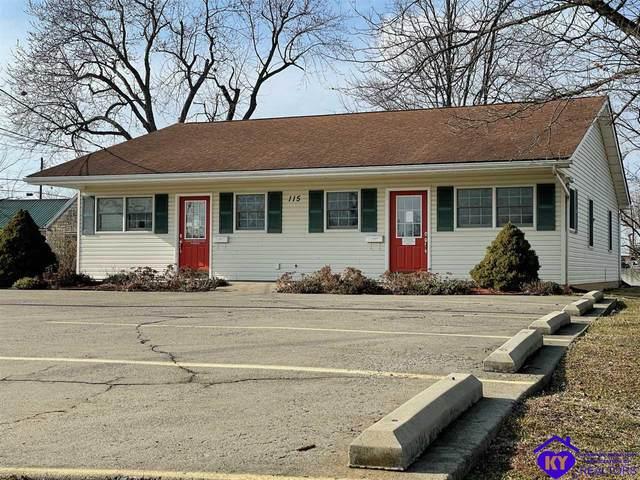 115 Lakeview Drive, BRANDENBURG, KY 40108 (#10055487) :: Trish Ford Real Estate Team | Keller Williams Realty