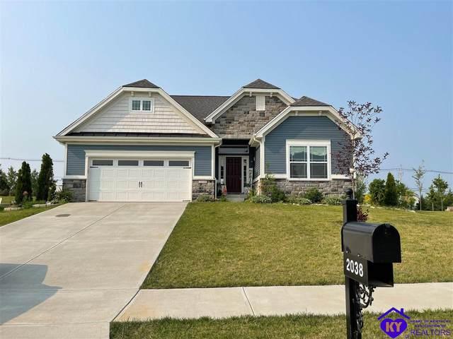 2038 Meadows Edge Lane, LOUISVILLE, KY 40245 (#10057396) :: Impact Homes Group
