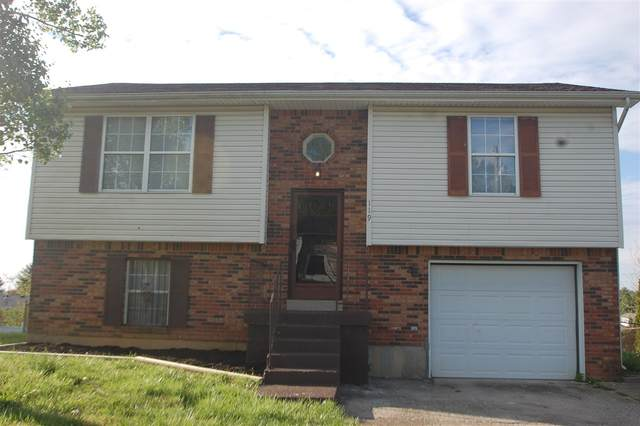 119 Potomac Street, RADCLIFF, KY 40160 (#10052065) :: Impact Homes Group