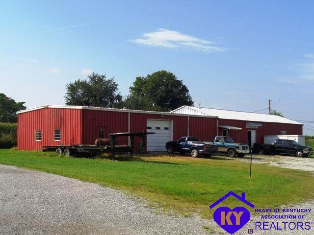 2117 Old Lebanon Road, CAMPBELLSVILLE, KY 42718 (#10053674) :: The Price Group