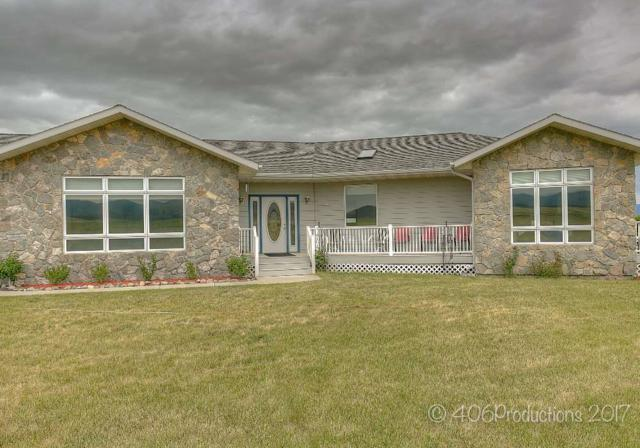 2320 Prairie Nest Drive, East Helena, MT 59635 (MLS #298784) :: Andy O Realty Group