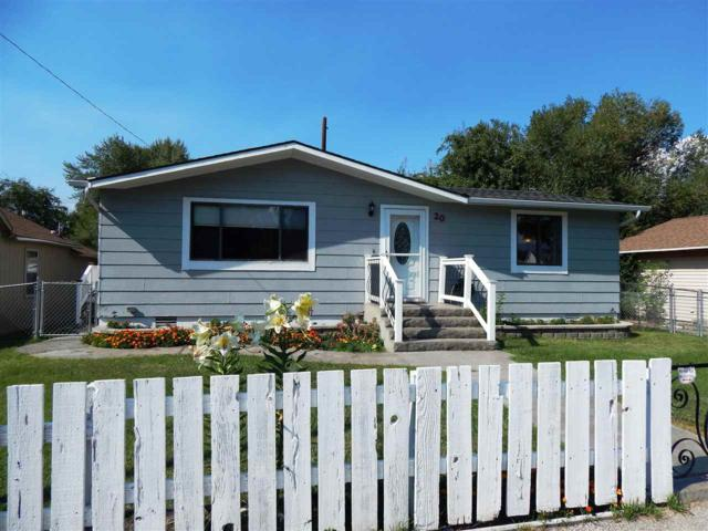 20 E Riggs, East Helena, MT 59635 (MLS #299379) :: Andy O Realty Group
