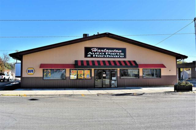 100 N Central Avenue  Harlowton, Outside Area - Southeast, MT 59036 (MLS #299940) :: Andy O Realty Group
