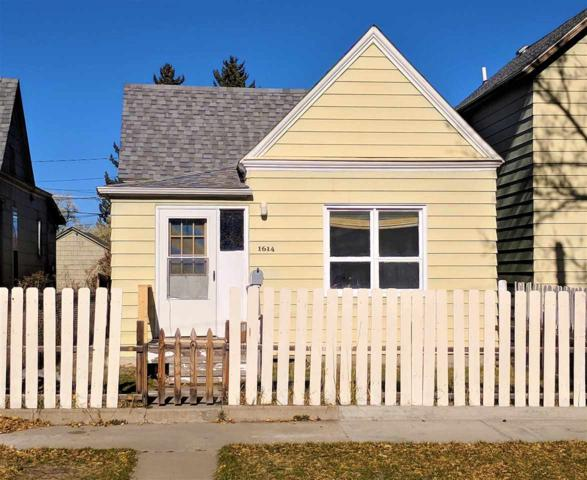 1614 Boulder Ave, Helena, MT 59601 (MLS #299980) :: Andy O Realty Group
