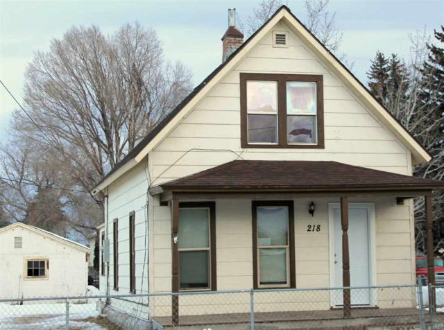 218 E Pacific, East Helena, MT 59635 (MLS #300490) :: Andy O Realty Group