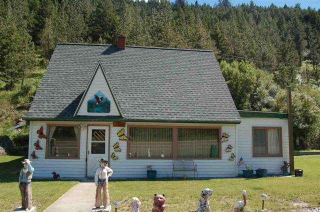 505 Recreation Rd, Wolf Creek, MT 59648 (MLS #302007) :: Andy O Realty Group