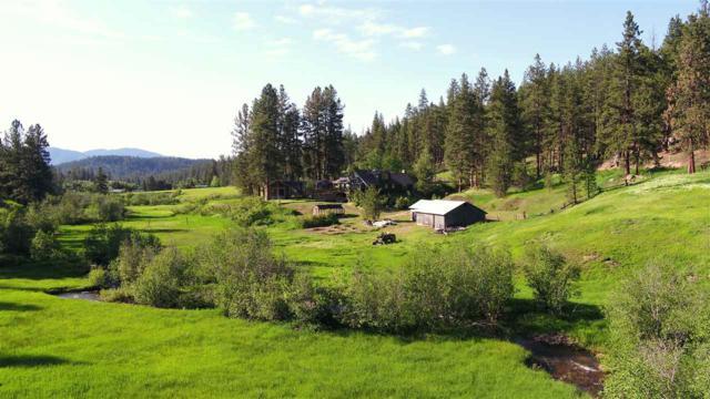 226 Warm Springs Creek Road, Clancy, MT 59634 (MLS #302048) :: Andy O Realty Group