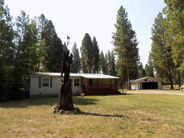 4221 4X4 Rd, Lincoln, MT 59639 (MLS #302557) :: Andy O Realty Group