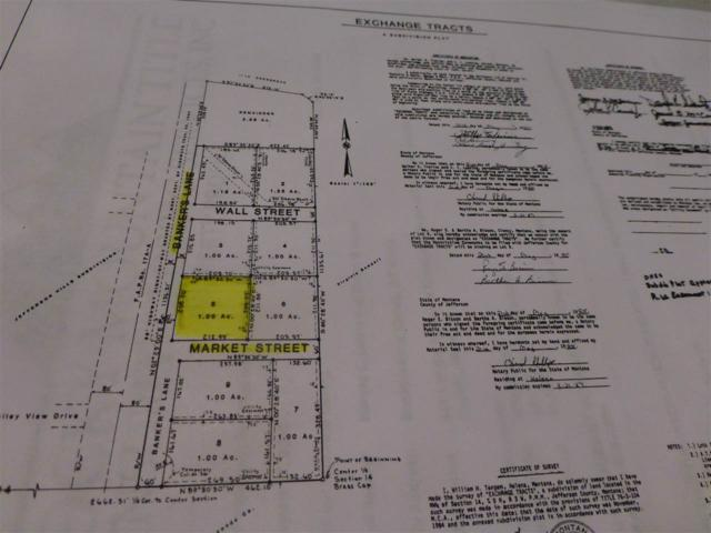 Lot #5 Bankers Lane, Montana City, MT 59634 (MLS #302828) :: Andy O Realty Group