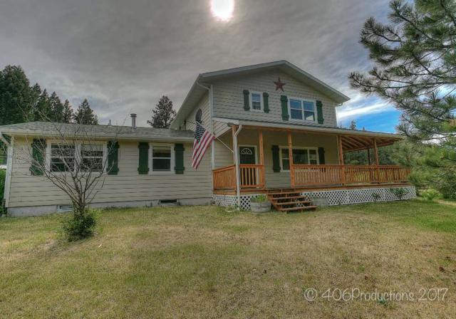 101 Travis Creek Rd, Clancy, MT 59634 (MLS #298725) :: Andy O Realty Group