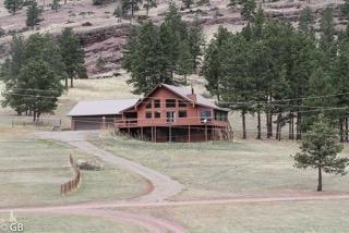 2640 N Lyons Creek, Wolf Creek, MT 59648 (MLS #296871) :: Andy O Realty Group