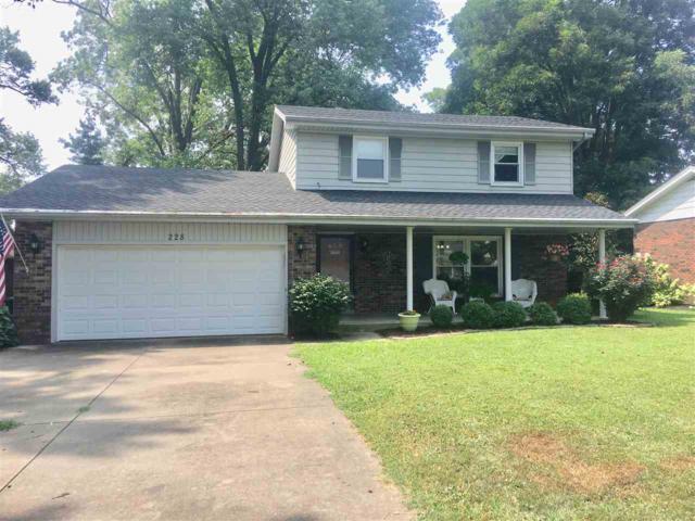 228 Barker, Henderson, KY 42420 (MLS #20180417) :: Farmer's House Real Estate, LLC