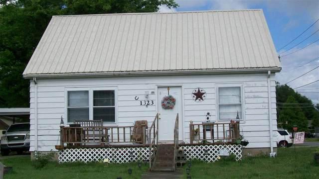 1323 N Adams St, Sturgis, KY 42459 (MLS #20200248) :: The Harris Jarboe Group