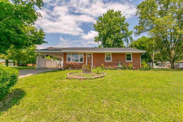 2154 Gregory Drive, Henderson, KY 42420 (MLS #20200271) :: The Harris Jarboe Group