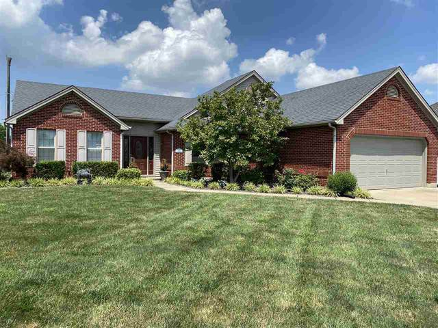 966 Hillmont Dr, Henderson, KY 42420 (MLS #20200284) :: The Harris Jarboe Group