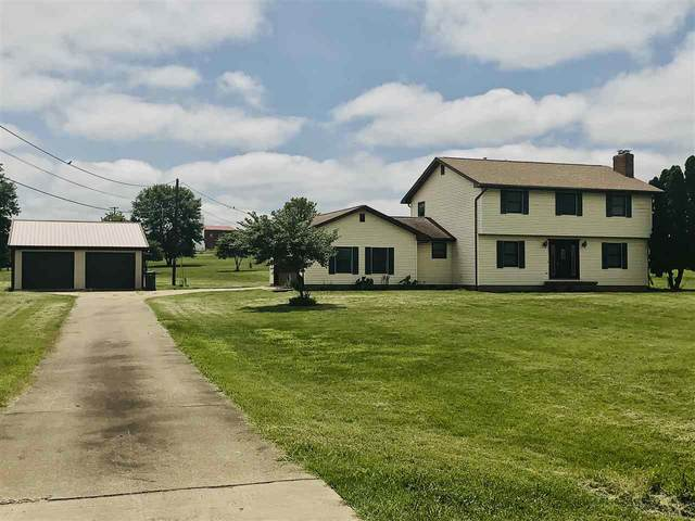 1357 E Webster St, MORGANFIELD, KY 42437 (MLS #20200291) :: The Harris Jarboe Group