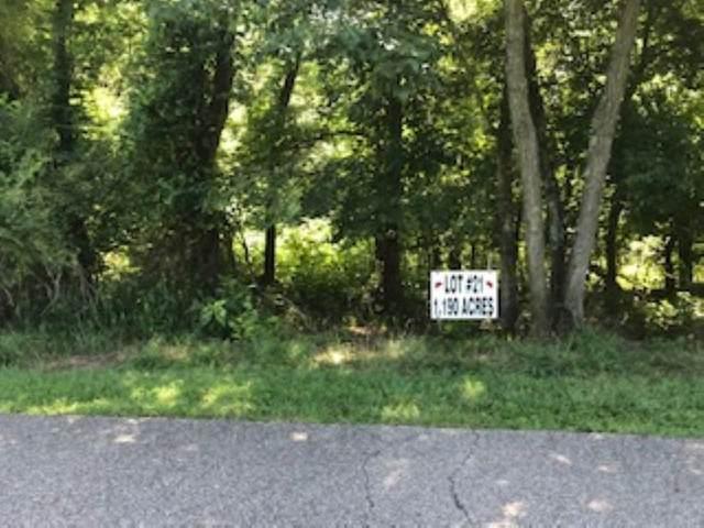 LOT 21 Blueberry Hills, Sturgis, KY 42459 (MLS #20200339) :: The Harris Jarboe Group