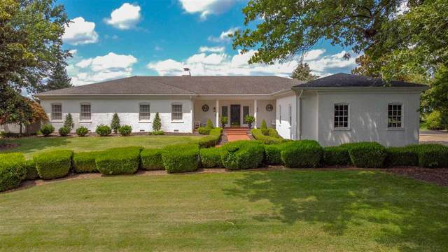 950 Craig Dr, Henderson, KY 42420 (MLS #20200348) :: The Harris Jarboe Group