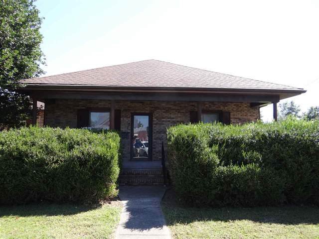 824 N Washington St, Sturgis, KY 42459 (MLS #20200402) :: The Harris Jarboe Group