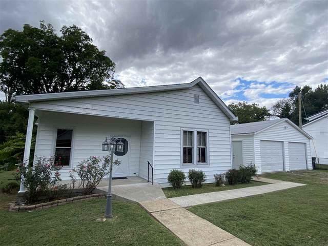 6872 Old Henderson Spottsville Rd., Spottsville, KY 42458 (MLS #20200415) :: The Harris Jarboe Group